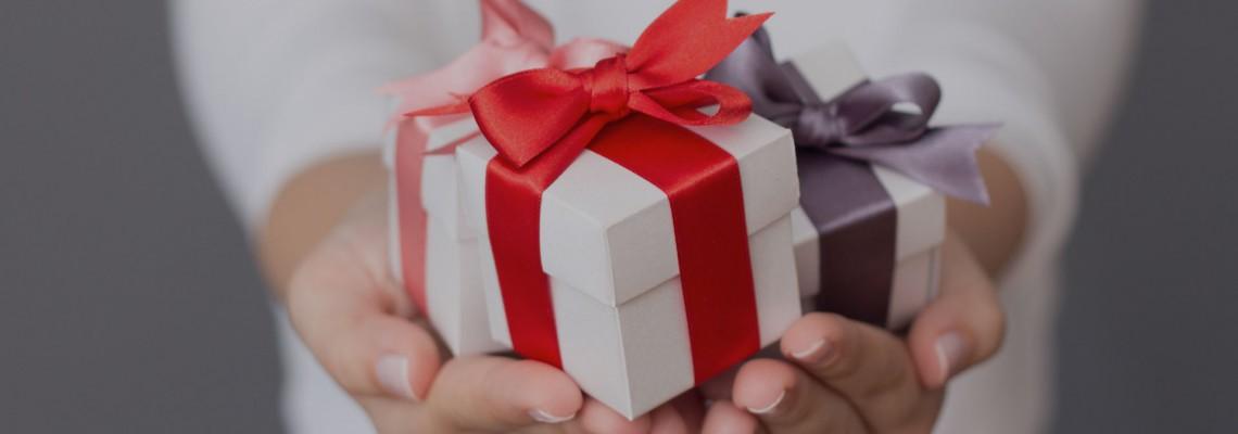 Лучший подарок — это ЮВЕЛИРНЫЙ подарок